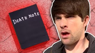 Download REAL DEATH NOTE! Video