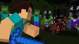 Download Steve Life: Full Animation - Minecraft Animation Movie (Zombie Apocalypse) Video