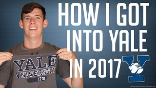 Download HOW I GOT INTO YALE!!! Video