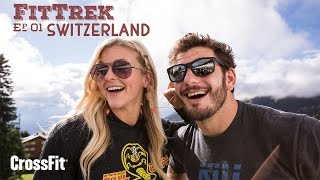 Download Fit Trek With Brooke Ence and Mat Fraser: Episode 1–Switzerland Video