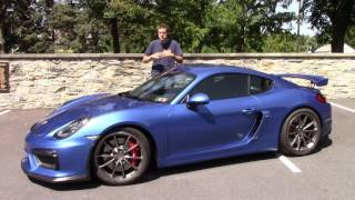 Download The Porsche Cayman GT4 Is One of the Best Cars I've Ever Driven Video