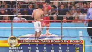 Download Barrera v Pacquiao I Highlights w/commentary HQ Video
