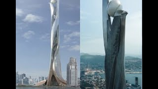 Download The Pearl Hong Kong Skyscraper :Extraordinary Building From Movie Skyscraper :A Future Mega Project? Video