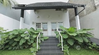 Download Dsign - Reverse House - Desain Fasad Belakang Rumah Tropis Minimalis Video