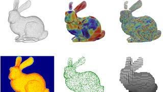 Download [CVPR16] Accelerated Generative Models for 3D Point Cloud Data Video