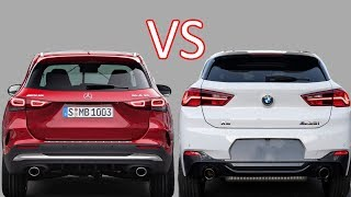 Download 2020 Mercedes GLA vs BMW X2 M35i 2020 Tow Luxury compact SUV! (Review) Video