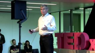 Download Future technology and how to survive it | Peter Cochrane OBE | TEDxBrixton Video