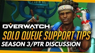 Download Overwatch | Support in Solo Queue Harder Than Ever (Season 3 Tips & Discussion) Video