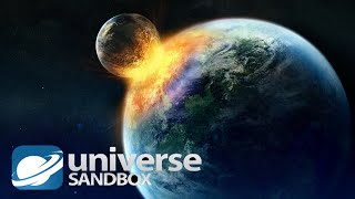 Download Earth Vs All Planet, beautiful destruction! | Universe Sandbox Video