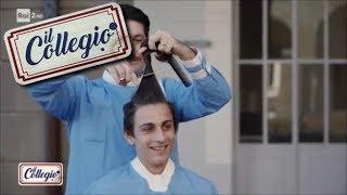 Download Il taglio capelli dei ragazzi 1^ parte - Prima puntata - Il Collegio 2 Video