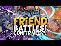 Download FRIEND BATTLES ON NINJA WORLD CLASH! CONFIRMED ARTWORK?! | NARUTO SHIPPUDEN ULTIMATE NINJA BLAZING Video