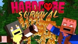 Download HARDCORE MINECRAFT ★ FOREST FIRE MAYHEM (3) Video