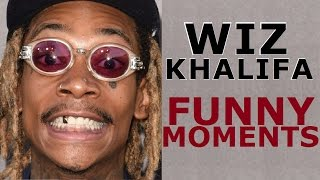 Download Wiz Khalifa FUNNY MOMENTS (BEST COMPILATION) 2017 Video