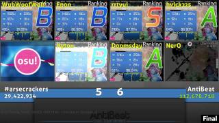 Download [VOD] rrtyui rank S on IMAGE MATERIAL (2168combo-97.15%) @ ANTIBEAT TOURNAMENT HIGHLIGHT Video