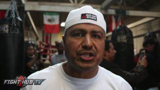 Download Robert Garcia ″Freddie Roach has beat me w/only Pacquiao! No one else!″ Video