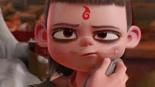 Download 当熊孩子「哪吒」惹上强迫症「姜子牙」!?《姜子牙》与《哪吒之魔童降世》春节联动短片! Video