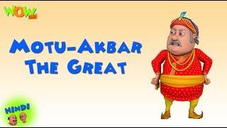 Download Motu Akbar The Great - Motu Patlu in Hindi - 3D Animation Cartoon for Kids -As on Nickelodeon Video