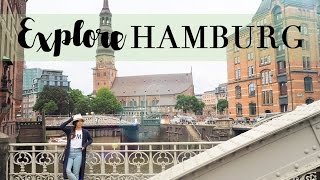 Download EXPLORE HAMBURG GERMANY Video