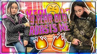 Download 9 YEAR OLD GIRL ROASTED ME!! (Lil Tay) Video
