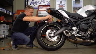 Download 3 Reasons You Need to Break In New Motorcycle Tires   MC Garage Video