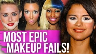 Download 9 MOST EPIC Red Carpet MAKEUP FAILS! (Dirty Laundry) Video
