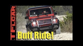 Download What You Need to Know About the $136K Mercedes-Benz G550 G-Wagon! Video