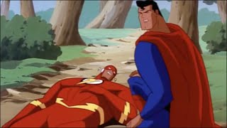 Download Superman & The Flash vs Weather Wizard Video