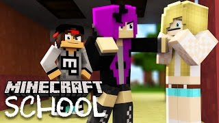 Download Minecraft School - LITTLE LIZARD'S GIRLFRIEND GETS BULLIED!? Video