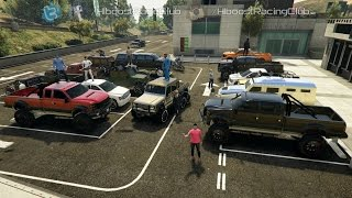 Download Grand Theft Auto V Online (XB1)   Street Truck Meet Pt.2   Sandking Build, Mt. Chiliad, Drags & More Video
