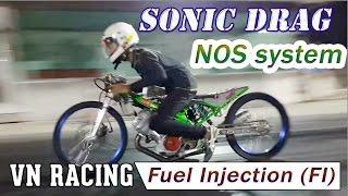 Download SONIC ĐỘ DRAG công nghệ mới nhất Thái Lan (FI và NOS) Video