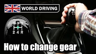 Download How to change gear in a car (palming method) Video