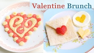 Download Valentine Pancakes & Breakfast Ideas Video