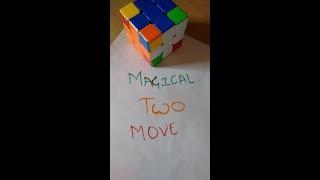 Download How To Solve Rubik's Cube By″Magical Two Move″ Method/″जादुई दो मूव″ से क्यूब को कैसे हल करें..! Video