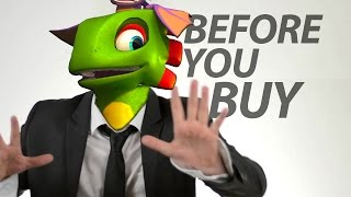 Download Yooka-Laylee - Before You Buy Video