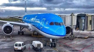 Download KLM Dreamliner in Business Class - Finally! #KLM Video