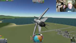 Download Kerbal Blind Build - Aircraft Challenge Video