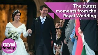Download The cutest moments from Princess Eugenie's wedding Video