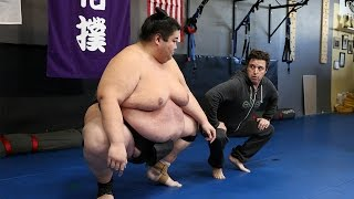Download 'Average Andy' with World Sumo Champion Yama Video