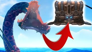 Download Sea of Thieves - Stealing the Kraken's Treasure!? Video