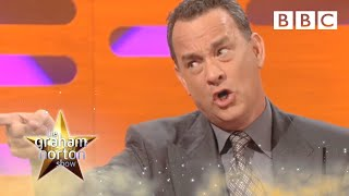 Download What Tom Hanks said to the Queen | The Graham Norton Show - BBC Video