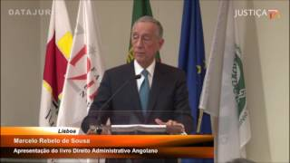 Download Marcelo Rebelo de Sousa, ″Direito Administrativo Angolano″, Nova Direito, 15 2 2017 Video