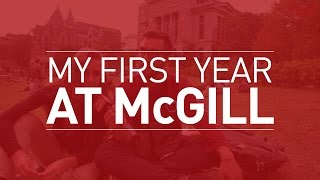 Download My First Year at McGill Video