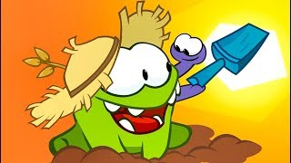 Download Om Nom Stories - Super-Noms: Wormy Apple (Cut the Rope) Kedoo ToonsTV Video