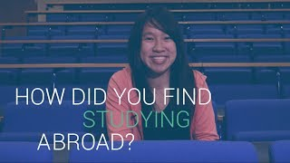 Download How did you find studying abroad? | University of Southampton Video