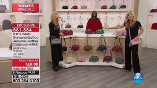 Download HSN | JOY & IMAN: Fashionably Functional Holiday Event 12.16.2017 - 01 AM Video