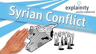 Download Syrian Conflict explained (explainity® explainer video) Video