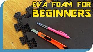Download EVA FOAM: Cutting for Beginners Video