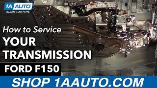 Download How to Service the Transmission 1998 Ford F150 Video
