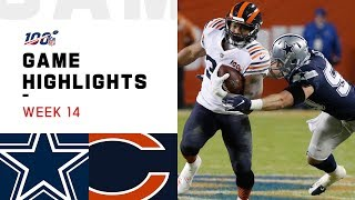 Download Cowboys vs. Bears Week 14 Highlights | NFL 2019 Video