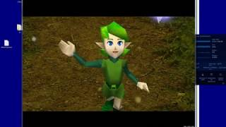 Download Texture pack version 7 pour Zelda ocarina of time (Hires texture) Video